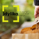 Idyliko - Customer Experience Design Logo