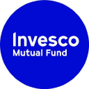 Logo for Invesco.