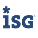 ISG (Information Services Group) Logo