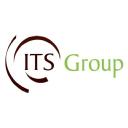 Animation graffiti - Logo de l'entreprise ITS GROUP pour une préstation en réalité virtuelle avec la société TKorp, experte en réalité virtuelle, graffiti virtuel, et digitalisation des entreprises (développement et événementiel)