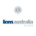 Lions Australia Fund for LCIF Incorporated Logo