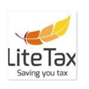Lite Tax Chartered Accountants logo