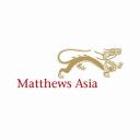 Logo for Matthews Asia