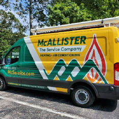 Aviation job opportunities with Mcallister The Services
