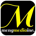 Meng Media Inc. logo