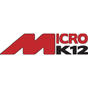 MicroK12 Computer Systems Logo