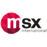 MSX International logo
