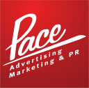 Pace Advertising, Marketing and Web logo