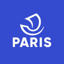 événement réalité virtuelle : Cohésion événement réalité virtuelle - Logo de l'entreprise Mairie de Paris pour une préstation en réalité virtuelle avec la société TKorp, experte en réalité virtuelle, graffiti virtuel, et digitalisation des entreprises (développement et événementiel)