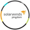 Logo for SolarWinds Pingdom