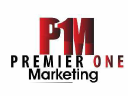 Premier One Marketing logo