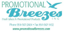 Promotional Breezes, Inc. logo