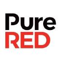 PureRED logo