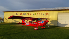 Aviation job opportunities with Rainbow Flying Services