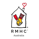 Ronald McDonald House Charities VicTas Ltd Logo