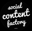 Social Content Factory logo