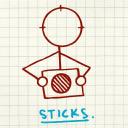 Sticks LLC logo