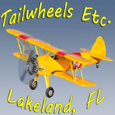 Aviation training opportunities with Tailwheels Etc
