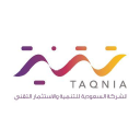 TAQNIA logo