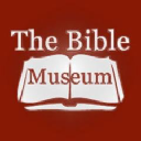 The Bible Museum Inc. Logo
