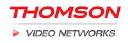 Thomson Video Networks Logo
