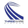 Three Wire Systems logo