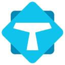 Tietokeskus Finland logo