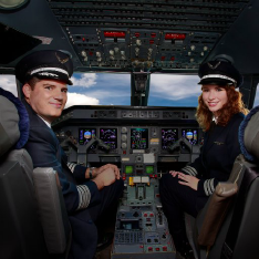 Aviation job opportunities with Trans States Airlines