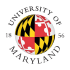 Logo for University of Maryland