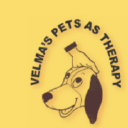Velma's Pets As Therapy Inc Logo
