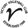 Victory Volleyball Club logo