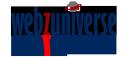 Logo of Webz universe