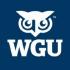 Logo for WGU Western Governors University