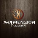 x-dimension.fr logo icon