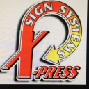 X-Press Signs Inc logo