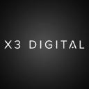 X3 Digital Media, Inc. logo
