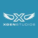 X Gen Studios logo icon