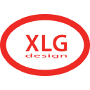 XLG Design logo