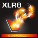 XLR8 Mobile Web, LLC. logo
