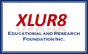 XLUR8 Educational & Research Foundation, Inc. logo