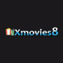 Xmovies8 logo icon