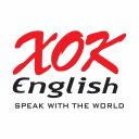 XOK English School logo