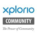 Xplorio logo icon