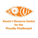 XRCVC (Xavier's Resource Centre for the Visually Challenged) logo