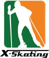X-Skating Shop Logo