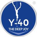 Y-40 The Deep Joy Logo