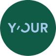 Y'OUR Logo