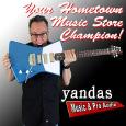 Yandas Logo