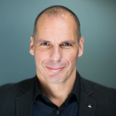 Yanis Varoufakis logo icon