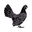 Yardbird logo icon